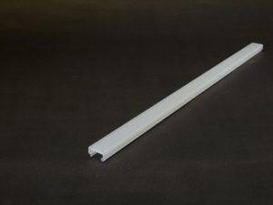 LED照明用カバー(三面型)