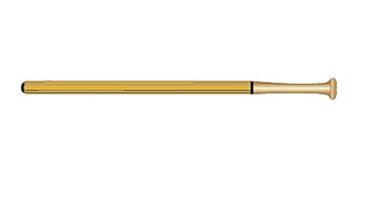 事例⑧素振り用練習器具部材